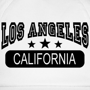 los angeles california Shirts - Baseball Cap