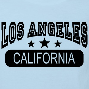 los angeles california Shirts - Kinderen Bio-T-shirt