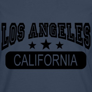 los angeles california Shirts - Mannen Premium shirt met lange mouwen
