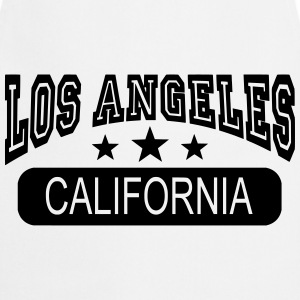 los angeles california Shirts - Cooking Apron