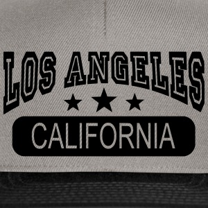 los angeles california Pullover & Hoodies - Snapback Cap