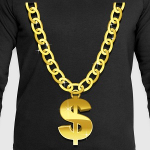 Gold Chain T-Shirts - Men's Sweatshirt by Stanley & Stella