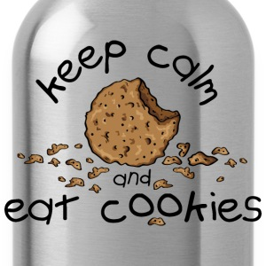 Keep calm and eat cookies Sweaters - Drinkfles