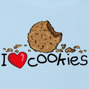 I love cookies Sweats - T-shirt Bio Enfant