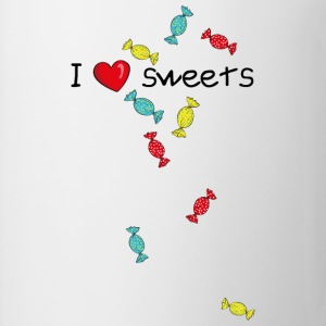 I love sweets T-Shirts - Mug