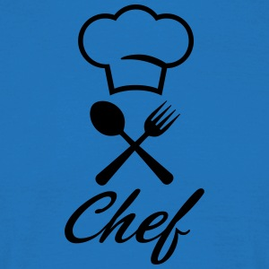 Chef Cuisine Tabliers - T-shirt Homme