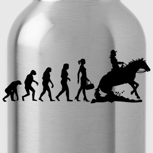 Evolution Ladies Western Riding T-Shirts - Water Bottle
