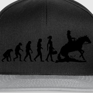Evolution Ladies Western Riding T-Shirts - Snapback Cap
