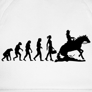 Evolution Ladies Western Riding T-Shirts - Baseballkappe