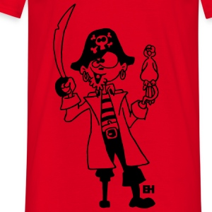 Pirate  Aprons - Men's T-Shirt