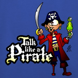 Talk like a Pirate Shirts - Kids' Premium Hoodie