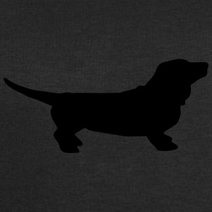sausage dog T-Shirts - Men's Sweatshirt by Stanley & Stella