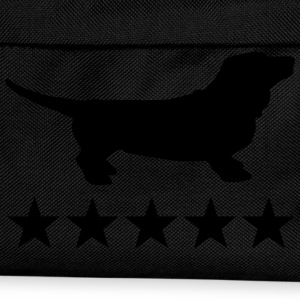sausage dog T-Shirts - Kids' Backpack