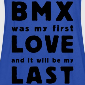 bmx was my first love T-shirts - Dame tanktop fra Bella