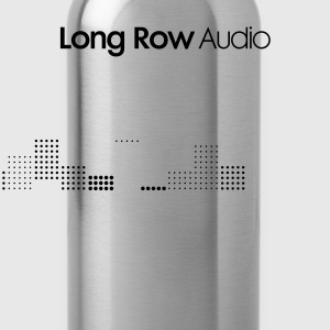 Long Row Audio Logo T-Shirts - Water Bottle