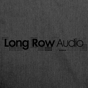 Long Row Audio Logo T-Shirts - Shoulder Bag made from recycled material