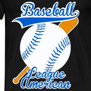 baseball league american Sweats - T-shirt Premium Homme