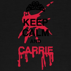 Keep calm and Carrie Bags  - Men's Premium T-Shirt