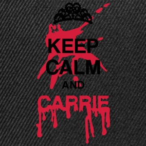 Keep calm and Carrie Bags  - Snapback Cap