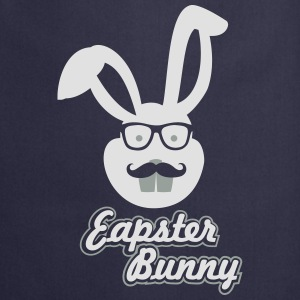 Easter Hipster Bunny - Cooking Apron