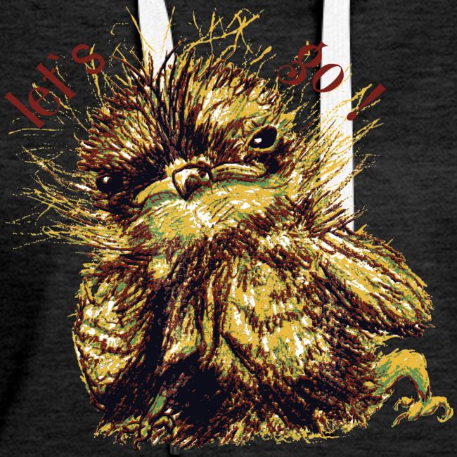 let`s goFrauen-T-Shirt