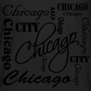 Chicago Hoodies & Sweatshirts - Men's Premium Longsleeve Shirt