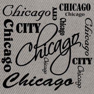 Chicago Gensere - Snapback-caps