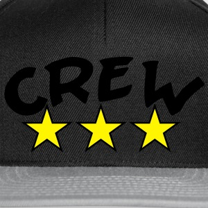 CREW Tee shirts - Casquette snapback