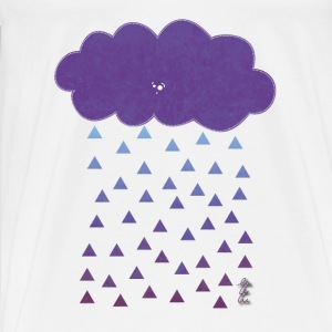 Cute | Cloud | Bag - Männer Premium T-Shirt