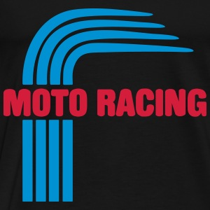 Moto Racing Sweats - T-shirt Premium Homme