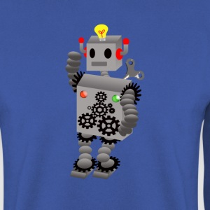robot Shirts - Mannen sweater