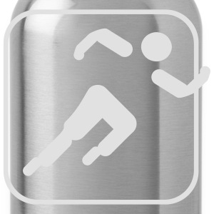 Leichtathletik T-Shirts - Water Bottle