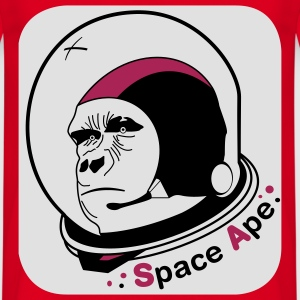 Space Ape Kookschorten - Mannen T-shirt