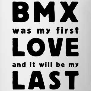 bmx was my first love Tee shirts - Tasse