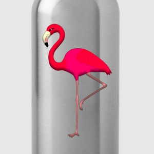 Flamingo T-shirts - Drinkfles