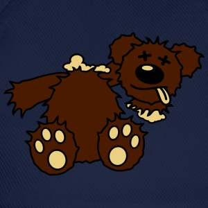 Headless Teddy T-shirts - Basebollkeps
