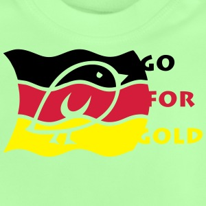 TWEETLERCOOLS - GO FOR GOLD - Baby T-Shirt