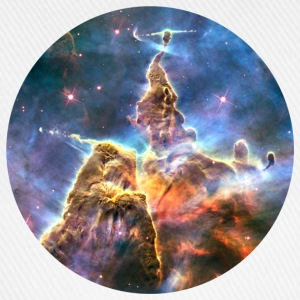 Space - Mystic Mountain (Carina Nebula) - Baseball Cap