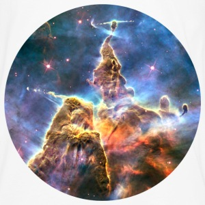Space - Mystic Mountain (Carina Nebula) - Men's Premium Longsleeve Shirt