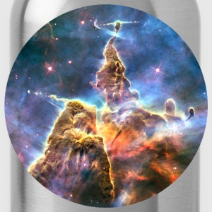 Space - Mystic Mountain (Carina Nebula) - Water Bottle