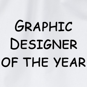 graphic designer of the year Flessen & bekers - Gymtas