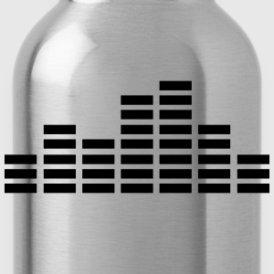 audio T-Shirts - Trinkflasche