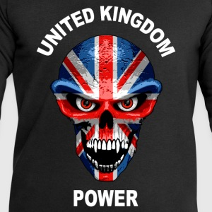 united kingdom power 2 T-Shirts - Men's Sweatshirt by Stanley & Stella