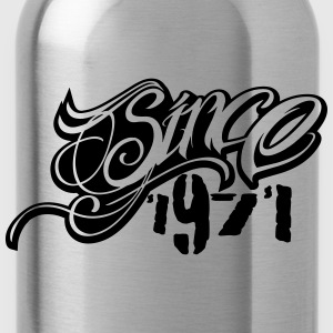 since 1971 T-Shirts - Water Bottle