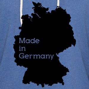 Made in Germany Pullover & Hoodies - Leichtes Kapuzensweatshirt Unisex