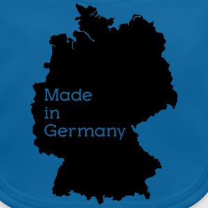 Made in Germany T-shirts - Ekologisk babyhaklapp