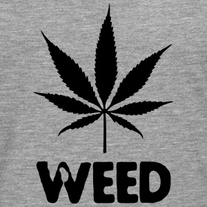 weed with leaf Hoodies & Sweatshirts - Men's Premium Longsleeve Shirt