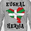 euskal herria design 107 Hoodies & Sweatshirts - Men's Premium Hooded Jacket