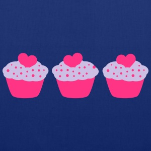Three Muffins T-Shirts - Tote Bag