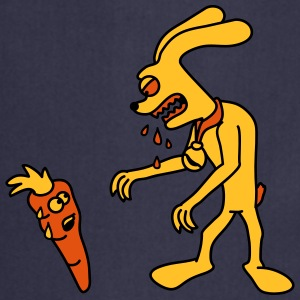 Hungry Monster Bunny T-Shirts - Kochschürze